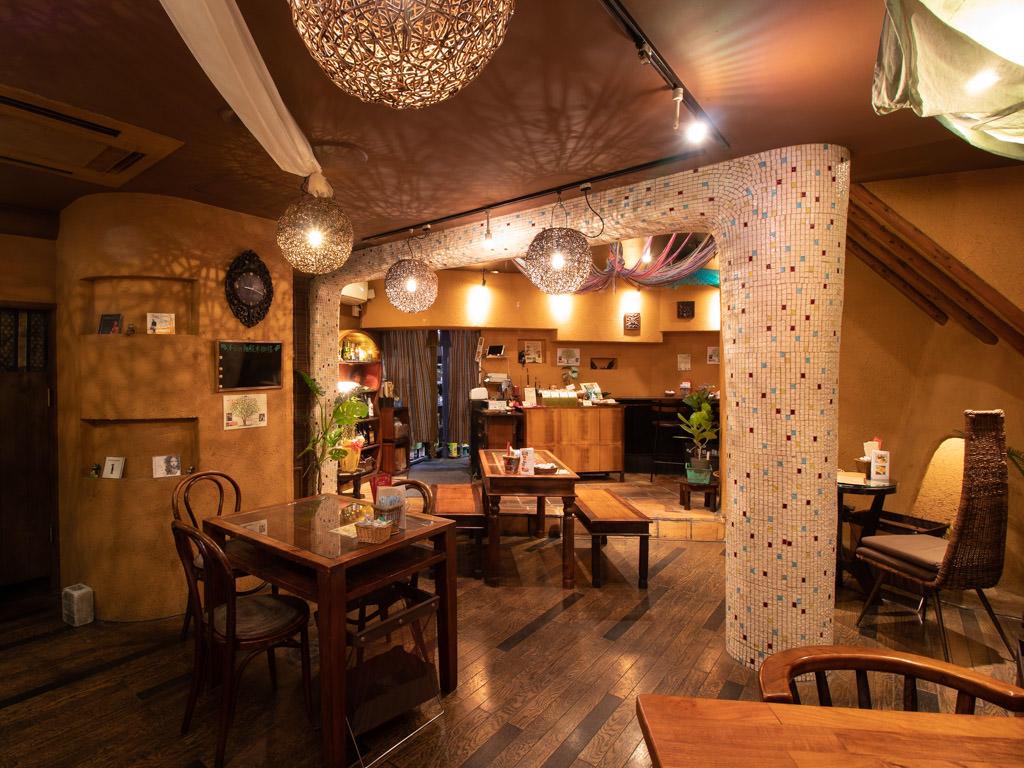 Cafe Line 店内写真1