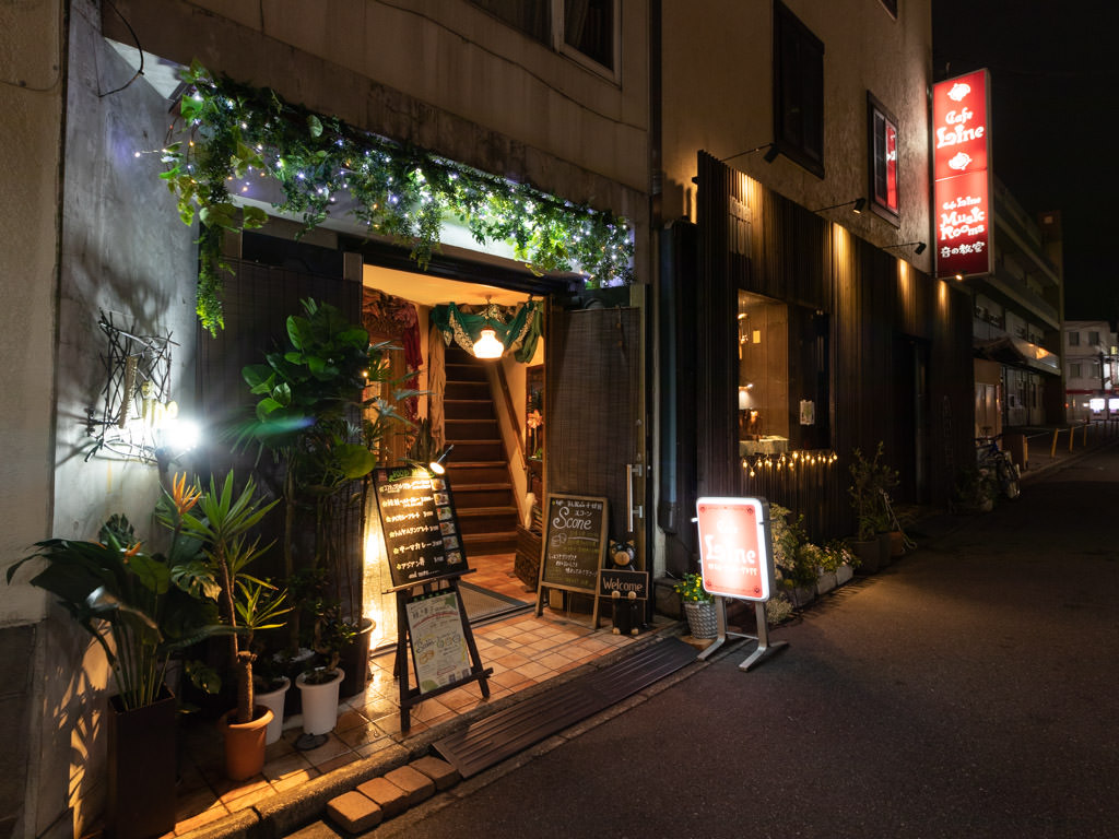 Cafe Line 外観写真