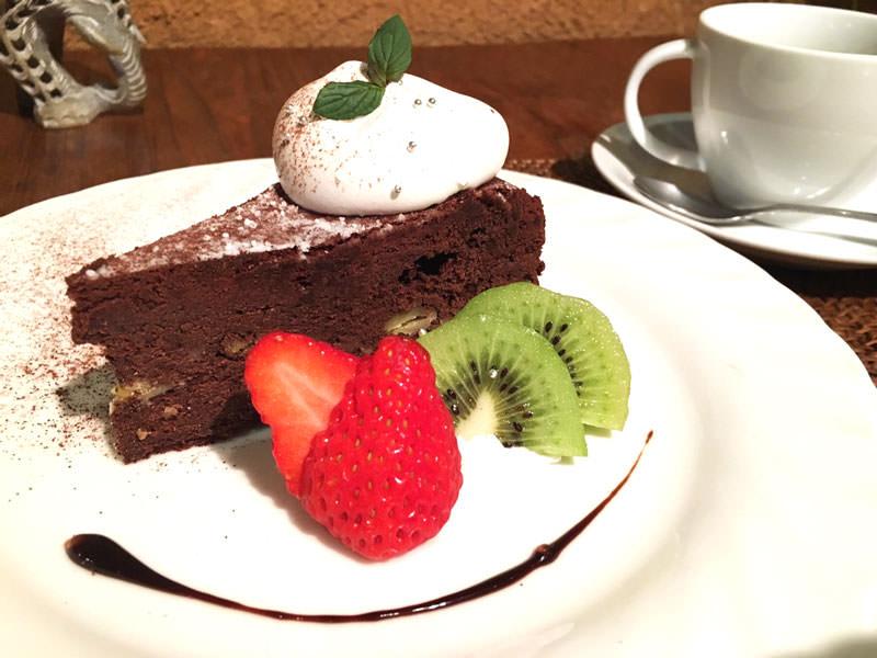 日替わりケーキの写真